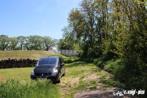 Trailrocking bei Hüttendorf 10,5km