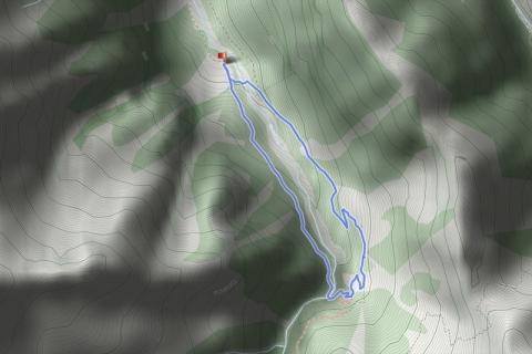 Wanderung am neuen Venedigerweg zur Kampriesenalm im Obersulzbachtal in Salzburg (17.07.2014)