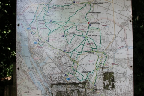 Trailrocking Hagenbrunn - Bisamberg
