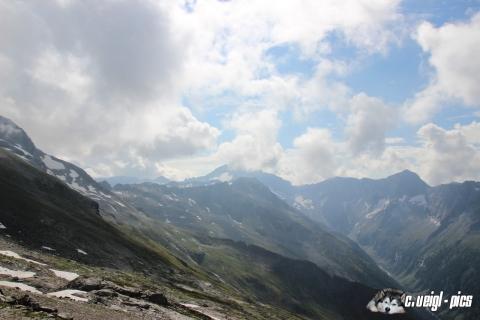 Ankogel - Arnoldhöhe auf 2700m
