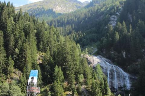 Mölltaler Gletscher 3150m Seehöhe