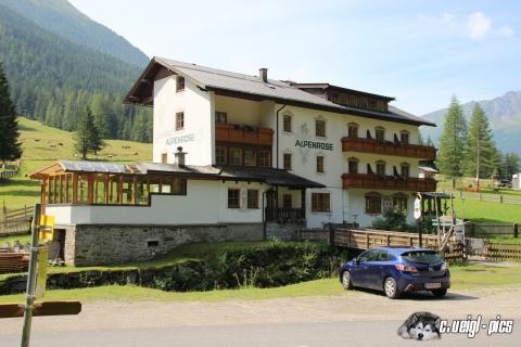 Wanderung im Seebachtal (Mallnitz)