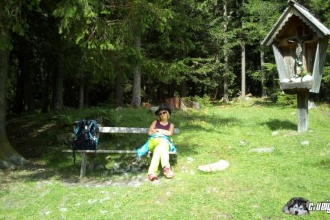 Mallnitz 2017 - Stappitzersee, Seebachtal, Schwussnerhütte