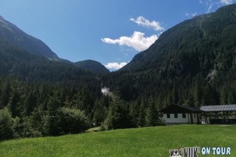 Ausflug nach Salzburg zu den Krimmler Wasserfällen (27.07.2020)