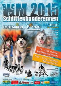 Schlittenhunde-WM-Todtmoos